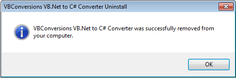 uninstall_complete